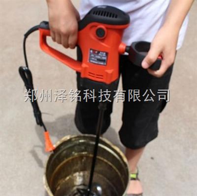 MGD699(铁搅拌杆)化工腻子粉涂料电动搅拌/河南1600W调速搅拌机*