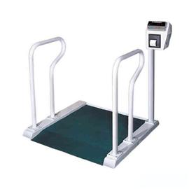 WCS200kg醫院用帶打印輪椅秤