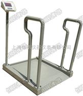 凯士轮椅电子秤,碳钢轮椅秤