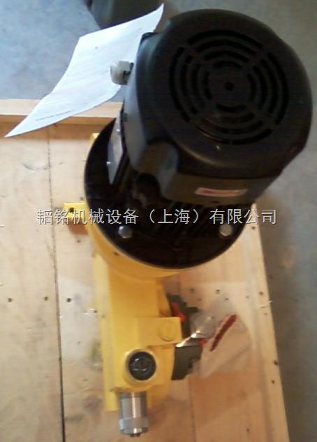 美国米顿罗液压隔膜计量泵