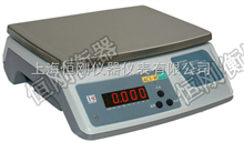 南京30公斤带报警电子计重桌秤