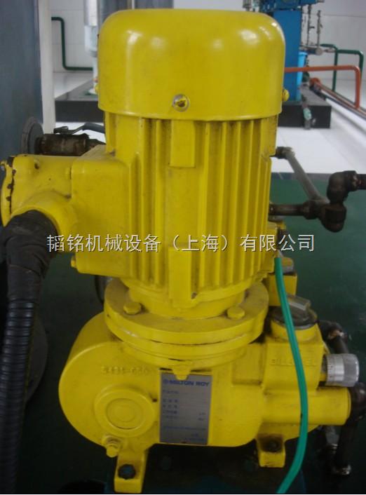 米顿罗RP002高粘度液压隔膜计量泵