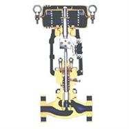 上海自動化儀表七廠,單座調節閥,HLC