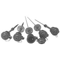 上海自动化仪表三厂,装配式不锈钢接线盒热电偶,WRE-631B
