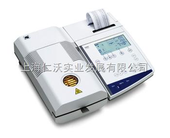 梅特勒托利多HR83P带打印水分测定仪81g称量0.001g可读性