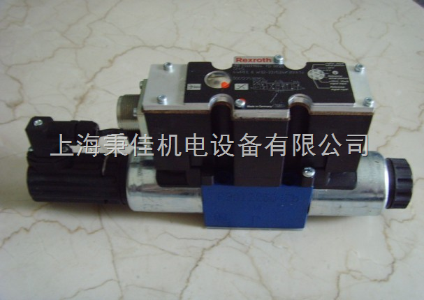 4we6m6x/ew230n9k4德国rexroth力士乐电磁阀