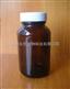 120ml棕色广口玻璃瓶|螺纹口玻璃瓶|茶色广口试剂瓶