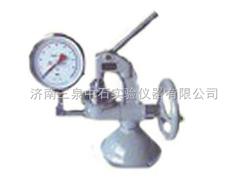 NPD-1机械式纸张耐破度测定仪