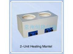二联式智能磁力搅拌电热套