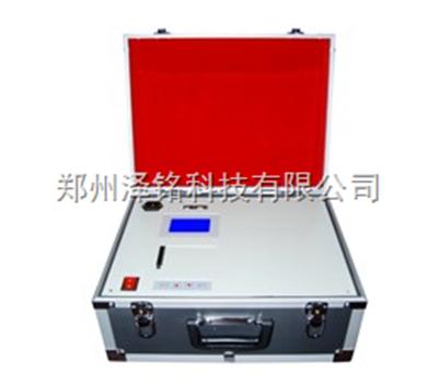 JKY-3B型便携式红外测油仪/国家标准GB/T16488-1996红外测油仪