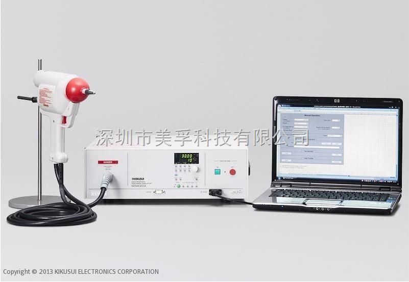kes4021a日本菊水静电放电信号发生器