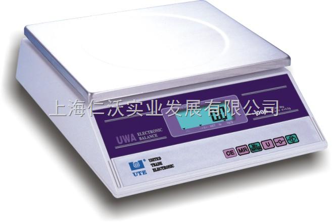 上海UTE联贸UWA-030电子称CAP30kg/d=2g