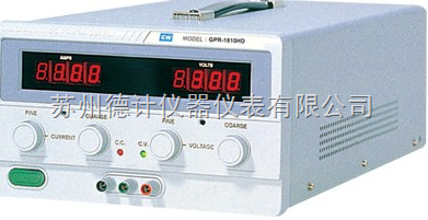 固纬GPR-M系列直流电源