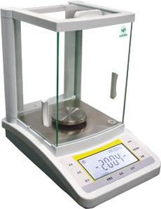 上海越平FA2004B電子分析天平,萬分之一天平,越平萬分之一電子天平