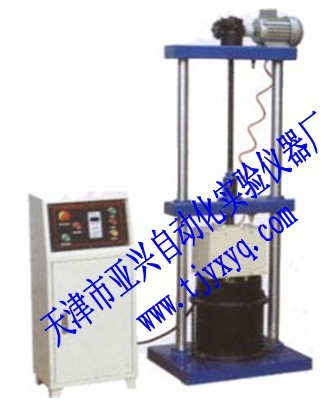 bzys4212型表面振动压实试验仪使用方法操作说明