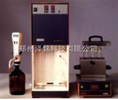 K2100K2100(半自动蒸馏)定氮仪