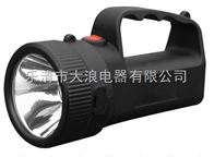 BAD301防爆强光工作灯|充电巡检灯|配置背带
