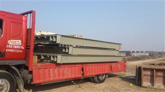 SCS-100/200T江陰地磅