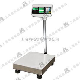 TCS哈尔宾30千克计重电子台秤…带打印电子磅称批发价