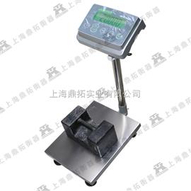 TCS控制上下限报警电子磅秤,60KG名牌电子台称上海报价