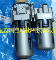 SMC空气组合(过滤减压阀+油雾器)AC40A-03D特价现货