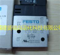 FESTO  196929电磁阀  CPE14-M1BH-3GL-18价格好,货期快