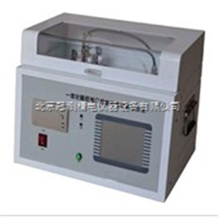 一体化绝缘油介损及体积电阻率测定仪