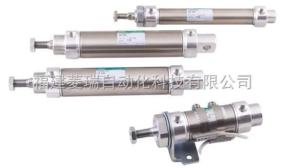 日本喜开理CKD紧固型气缸CMK2系列优势价格,货期快