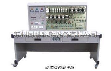 TKK-PDH電動葫蘆電氣技能實訓考核裝置(半實物)