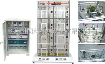 TKDT客貨兩用教學電梯模型