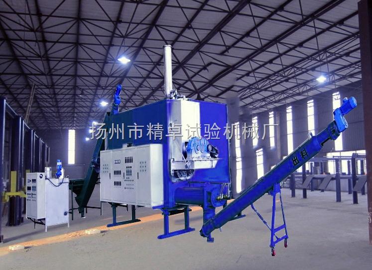 再生胶生产设备塑化机