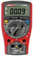 UT50A通用型數字萬用表/優利德萬用表