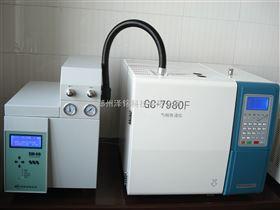 GC7980A系列顶空气相色谱法分析检测药用聚酯瓶中乙醛含量的原理