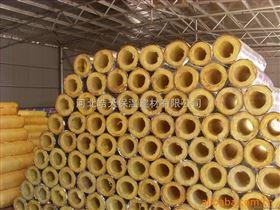 冷熱管道玻璃棉管價格  防火玻璃棉管報價