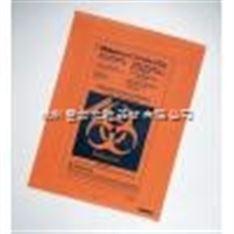 fisherbrand橙色高壓滅菌袋 生物垃圾處理袋 帶滅菌指示 FIS#01-814A