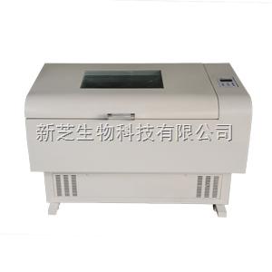 上海博迅卧式摇床(恒温恒湿带制冷)BSD-WF1350 卧式摇床