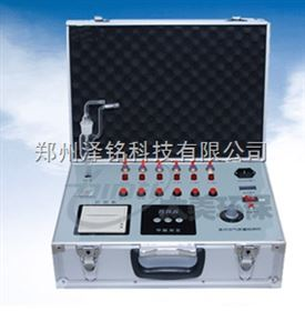 室內甲醛檢測儀/六合一室內空氣質量檢測儀*