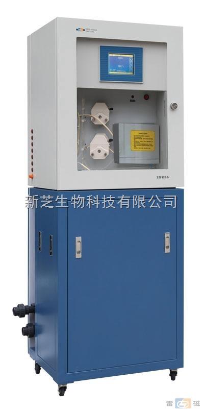 上海雷磁氨氮自动监测仪DWG-8002A|氨氮自动监测仪报价