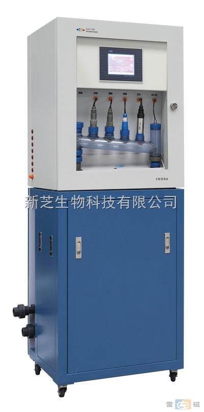 上海雷磁在线多参数水质监测仪SJG-705 多参数水质监测仪报价