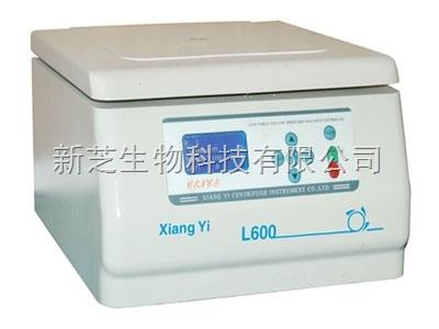 供应湖南湘仪/长沙湘仪离心机系列L-600台式低速自动平衡离心机(LCD液晶屏显示)