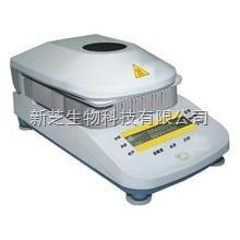 上海越平DSH-50-10卤素快速水份测定仪