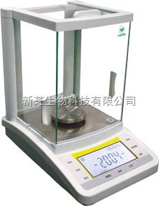 上海越平FA2104S电子分析天平