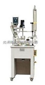 ZM-100L单层玻璃反应釜*直销100L多功能反应器