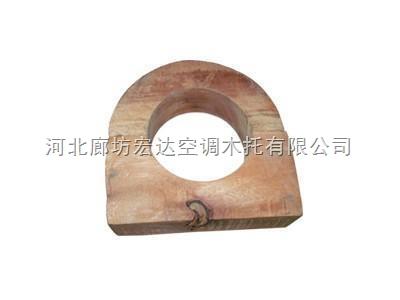 空调水管木支架,垫木