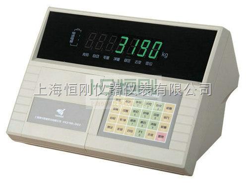 XK3190-DS3q1配料称重仪表