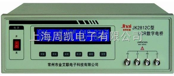 金科jk2812c数字电桥