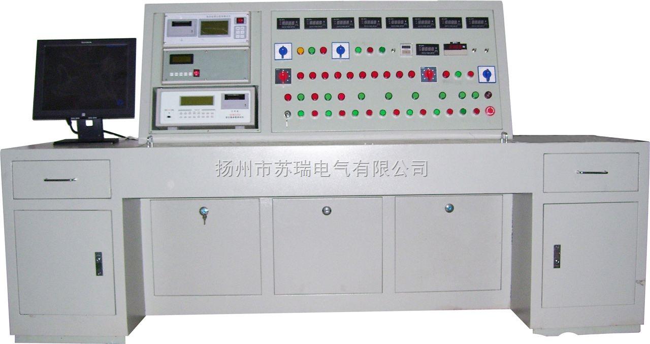 开关测试仪 变压器综合测试台 fst-8015/100/200a汉显回路电阻测试仪