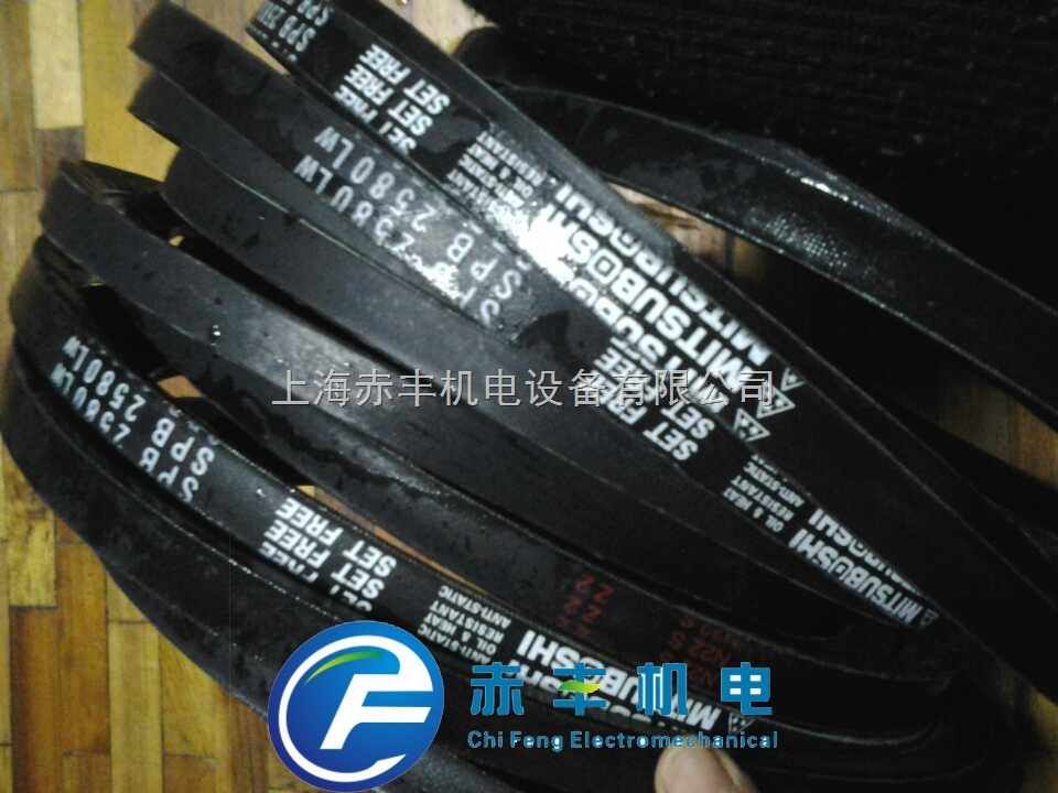 SPB2518LW高速传动带SPB2518LW耐高温三角带SPB2518LW风机皮带