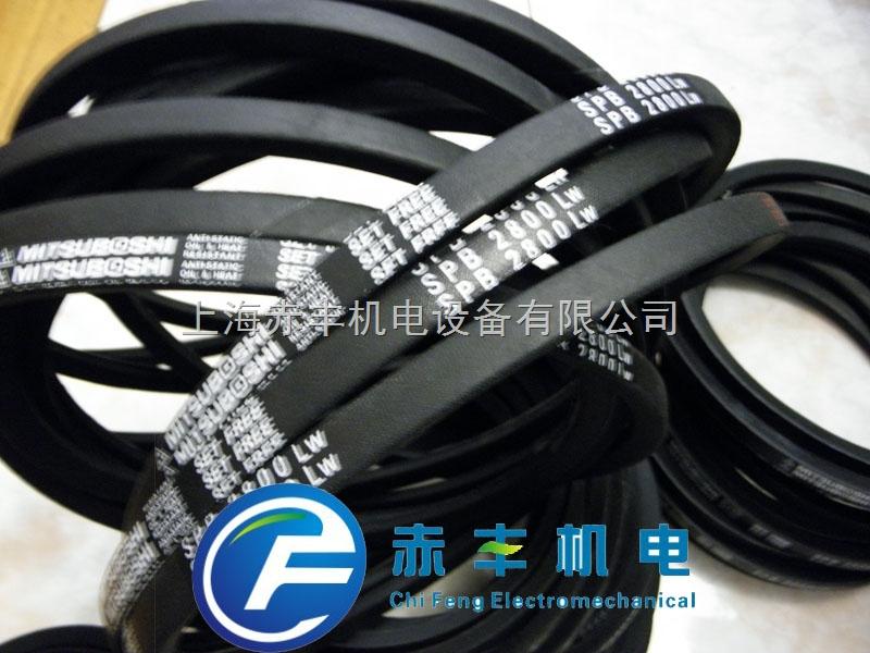 SPB9010/5V3550LW防静电三角带SPB9010/5V3550LW耐高温三角带