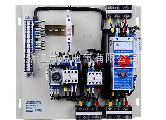 减压启动器接线图
